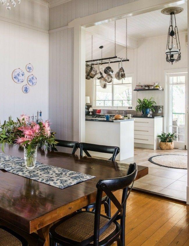 Gemütliches Esszimmer Für Ihre Mahlzeiten Im Familien- Und