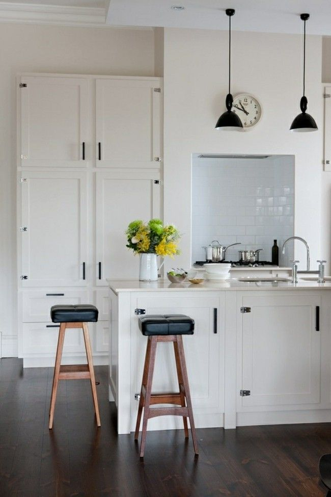 trendfarbe schwarz so erg nzen sie erfolgreich ihre k cheneinrichtung. Black Bedroom Furniture Sets. Home Design Ideas