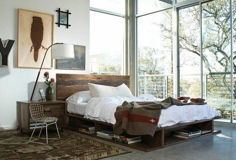Ein Herrliches, Sehr Helles Schlafzimmer ...