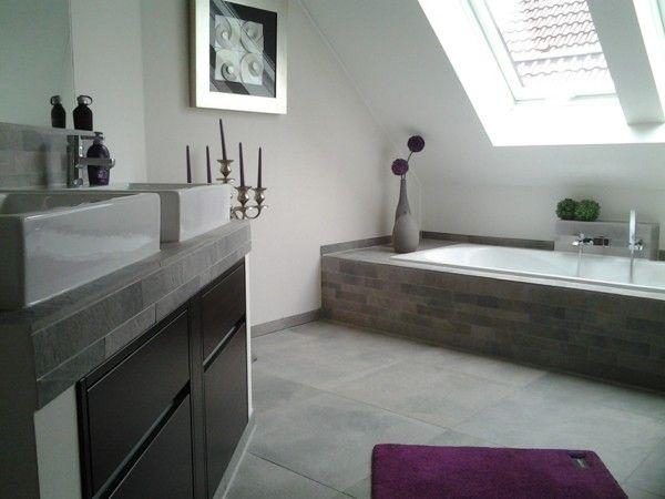 Badezimmer Fliesen – praktische Gestaltung mit starker Wirkung ...