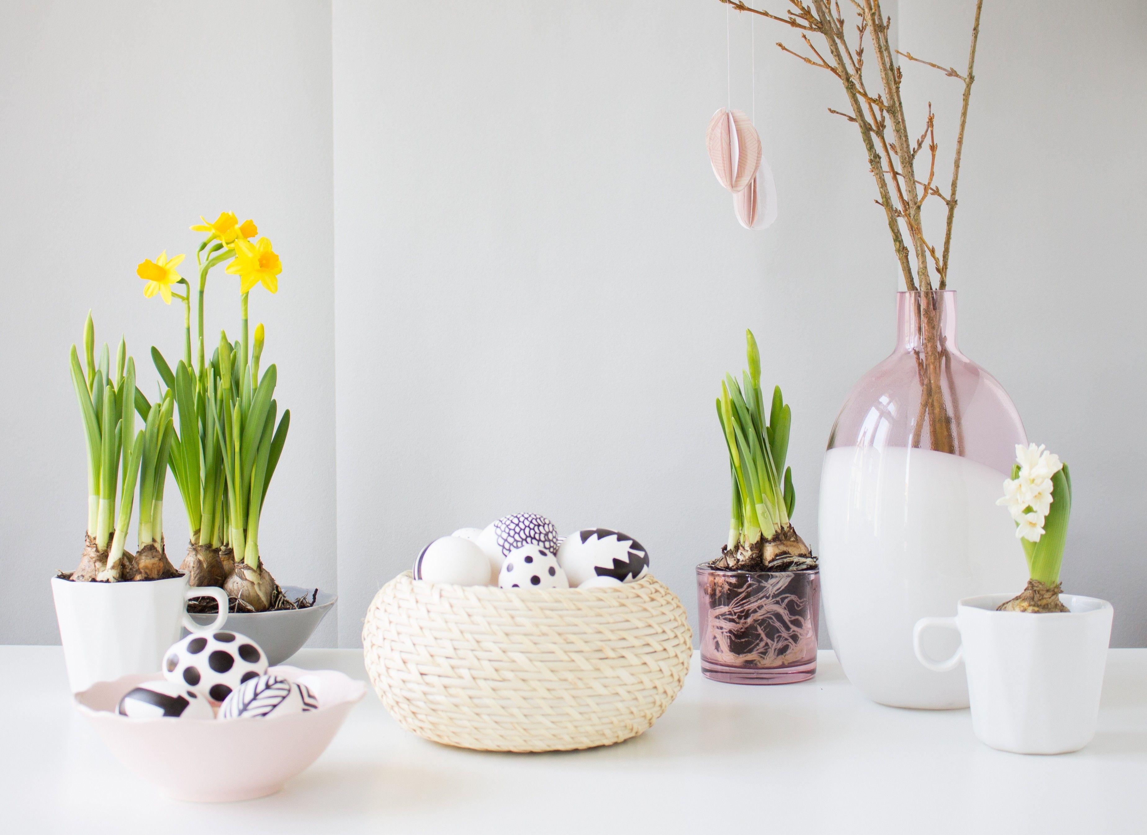 deko ideen f r ihren osterkorb 21 seltsame beispiele die sie zum basteln inspirieren. Black Bedroom Furniture Sets. Home Design Ideas