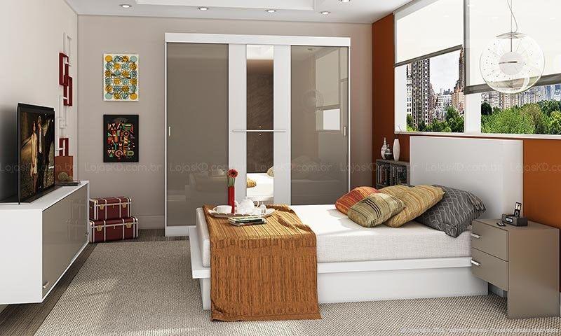 Kleines Schlafzimmer einrichten – Ideen im Einklang mit den ...