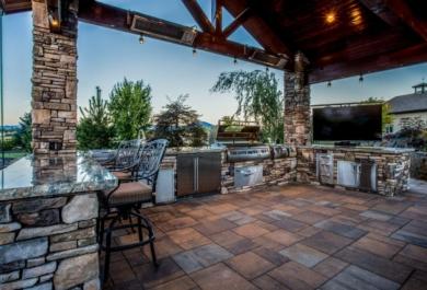 Gartengestaltung Outdoor Küche : Gartengestaltung outdoor küche outdoorküche mit einbaugrill