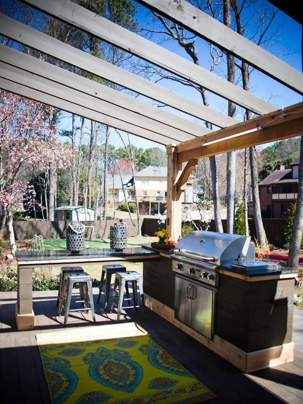 Trendige Ideen für die Outdoor Küche im Garten - Trendomat.com