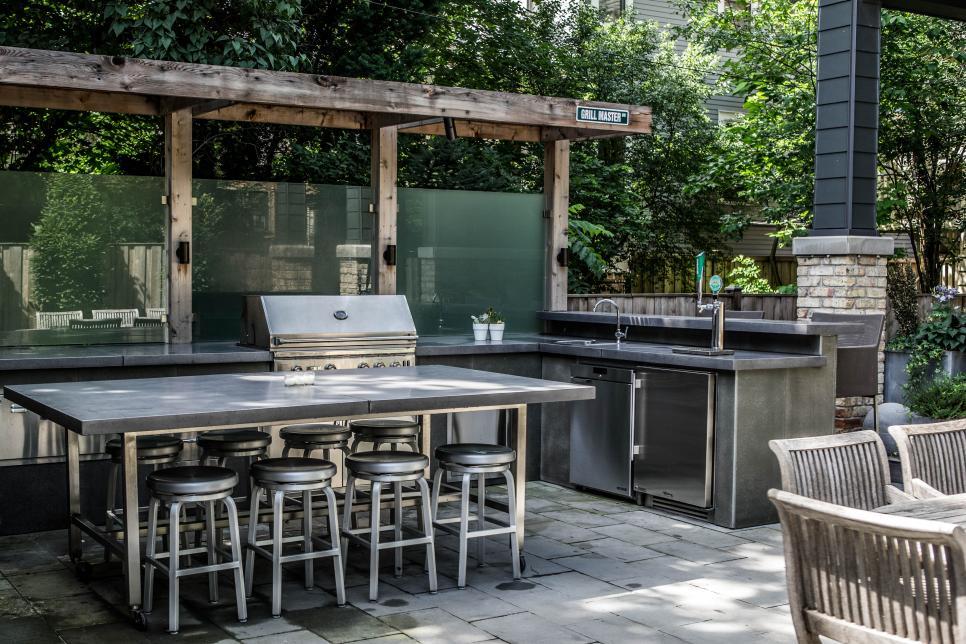 Outdoor Küchengeräte : Trendige ideen für die outdoor küche im garten trendomat
