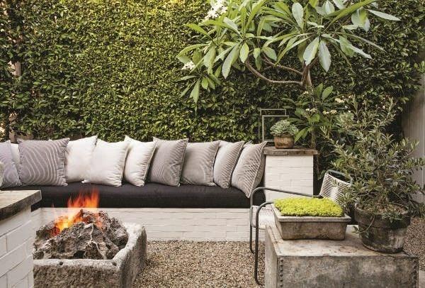 ideen f r kleinen garten mit ein paar gestaltungstricks. Black Bedroom Furniture Sets. Home Design Ideas