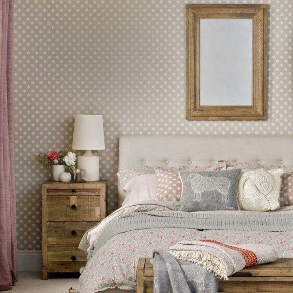 Gewinnen sie raum f r entspannung im kleinen schlafzimmer for Wandtapete fur schlafzimmer