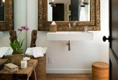 so k nnen sie nur mit einem spiegel das badezimmer edler gestalten. Black Bedroom Furniture Sets. Home Design Ideas
