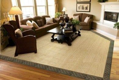 wohnzimmer einrichten, moderne teppiche für wohnzimmer - trendomat