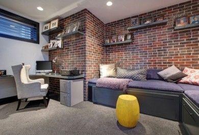 Tolle deko ideen wie sie farbe in ihr graues home office