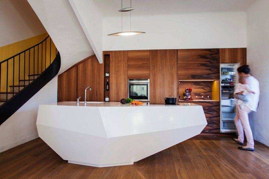 geometrische akzentstcke - Geometrische Formen Farben Modernes Haus
