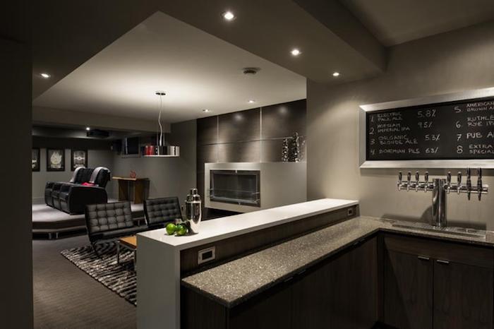 Kellerraum wohnlich gestalten  Den Wohnraum erweitern – Keller ausbauen und neue Wohnfläche ...