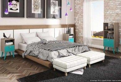 Kleines Schlafzimmer einrichten – Ideen im Einklang mit ...