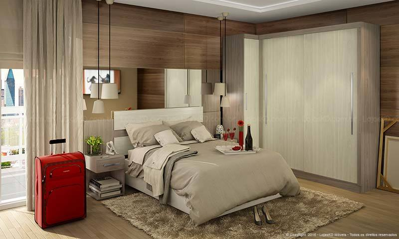 kleines schlafzimmer einrichten ideen im einklang mit den neusten trends 2017. Black Bedroom Furniture Sets. Home Design Ideas