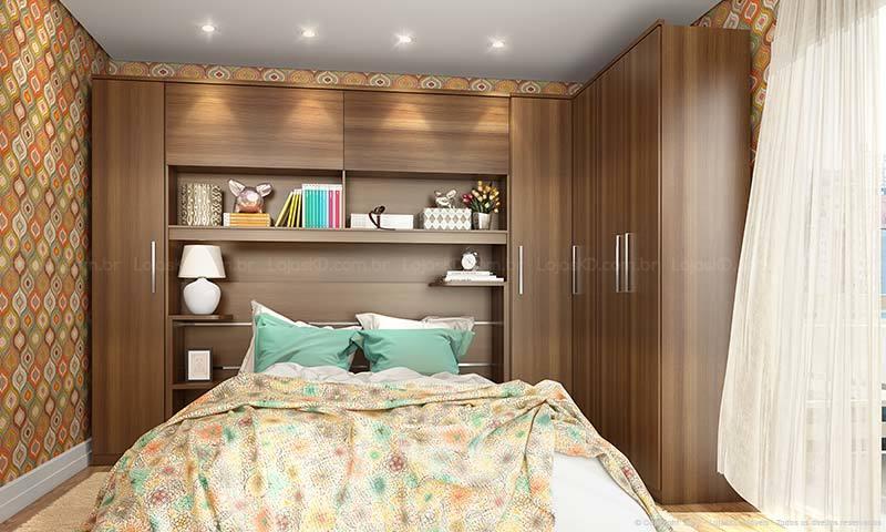 Kleines Schlafzimmer einrichten - Ideen im Einklang mit ...