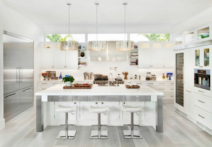 Großartig Moderne Küchengestaltung Mit Zeitlos Schönem Charakter Von Leicht, Kuchen