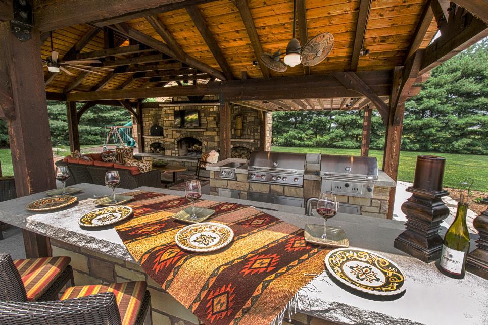 Outdoor Küche Ideen : Trendige ideen für die outdoor küche im garten trendomat