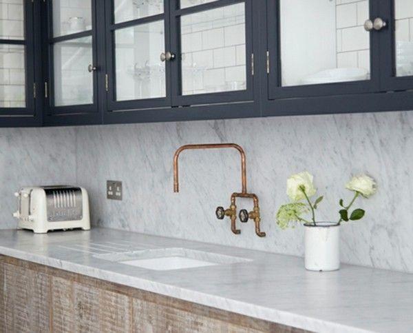 12 tolle ideen f r einen neuen wasserhahn in der k che. Black Bedroom Furniture Sets. Home Design Ideas
