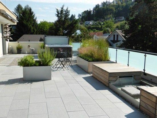 moderne terrassengestaltung clevere ideen diese in. Black Bedroom Furniture Sets. Home Design Ideas