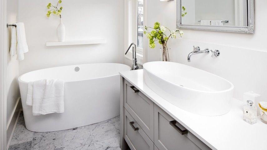gro es badezimmer gestalten clevere tipps und praktische. Black Bedroom Furniture Sets. Home Design Ideas
