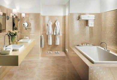 Badfliesen U2013 Aktuelle Trends 2017 In Bildern Und Ideen Für Moderne  Badezimmergestaltung   Trendomat.com