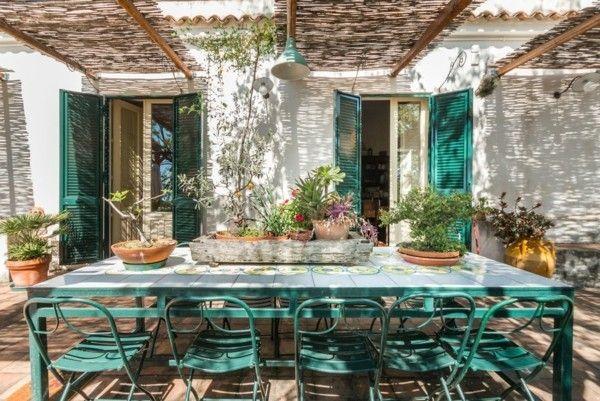 terrassengestaltung im landhausstil - bringen sie ein stück natur, Garten und erstellen