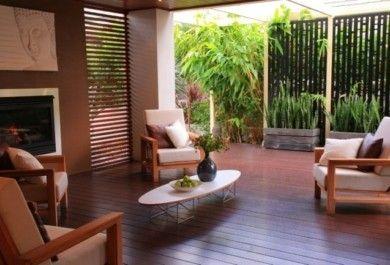 Terrasse im asiatischen Stil gestalten – bringen Sie ein ...