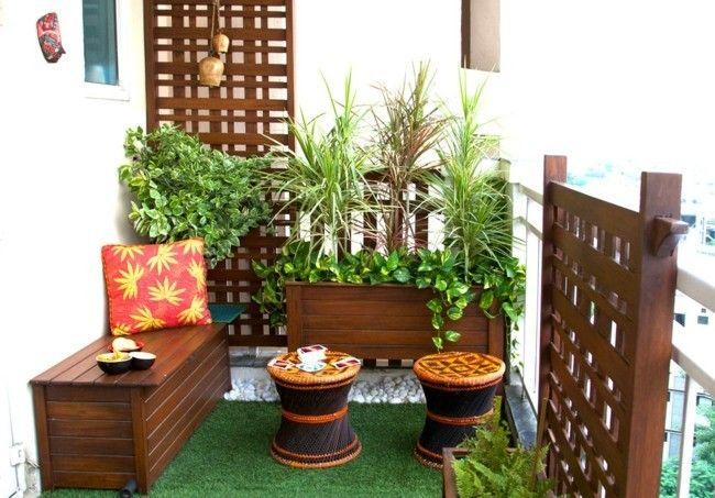 terrasse im asiatischen stil gestalten – bringen sie ein, Garten ideen