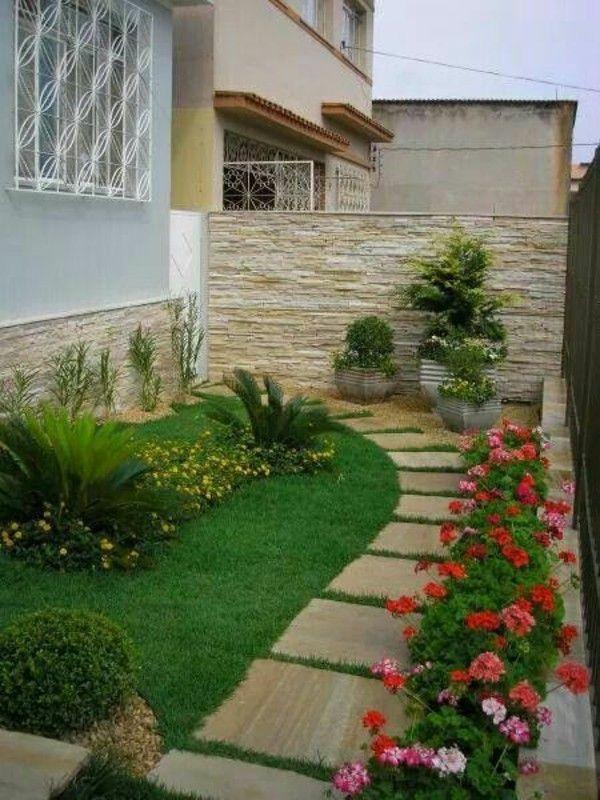 Auch Ein Kleiner Vorgarten ...