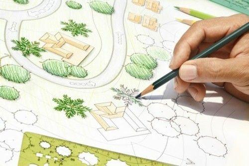 gartengestaltung planung und ideen in bildern und text