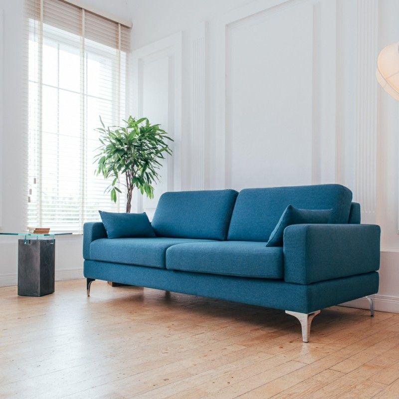 Zweisitzer Sofas – die perfekte Symbiose zwischen Ästhetik und ...
