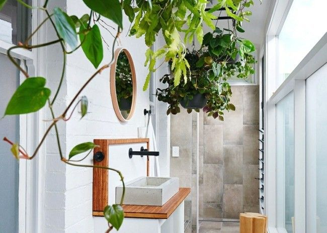 coole ideen f r beton im bad strenge und gehobene. Black Bedroom Furniture Sets. Home Design Ideas