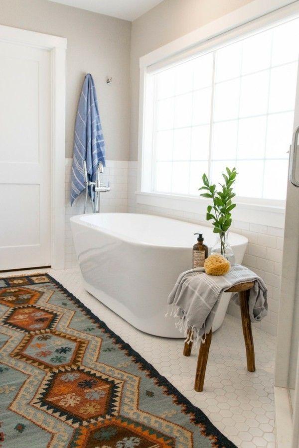 badezimmer im bauernhofstil bieten frische und. Black Bedroom Furniture Sets. Home Design Ideas