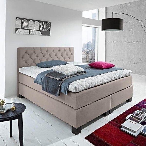 boxspringbetten die clevere wahl f r hohen schlafkomfort und edle optik. Black Bedroom Furniture Sets. Home Design Ideas
