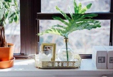 Fensterbank deko ideen die jedes ambiente auffrischen - Dekoration fensterbank ...