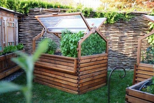 Gartenideen für kleine Gärten machen Ihren begrenzten Outdoor ...