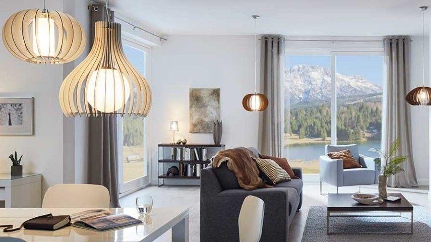 Moderne Pendelleuchten geben Ihrem Zuhause den richtigen ...