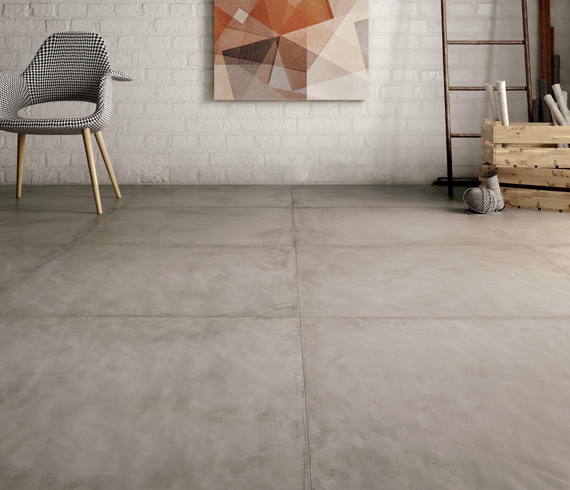 Ideen f r betonboden oder clevere alternative zur blichen fu bodengestaltung - Alternative zur zimmertur ...