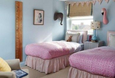 Kinderzimmer raumgestaltungsideen die gro und klein for Kinderzimmer zwillinge