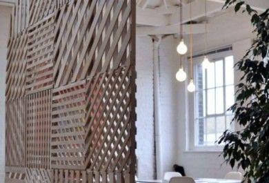 Favorit Moderne Raumteiler Ideen für mehr Ästhetik und Ordnung im HO04