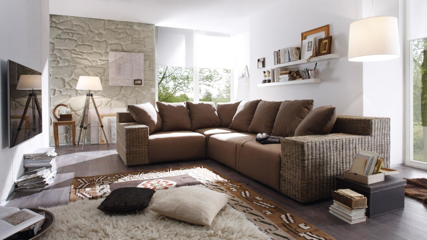 sofa als raumteiler wohn design. Black Bedroom Furniture Sets. Home Design Ideas