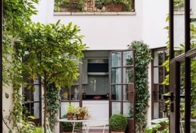 Frische Ideen Für Einen Kleinen Stadtgarten Gestalten