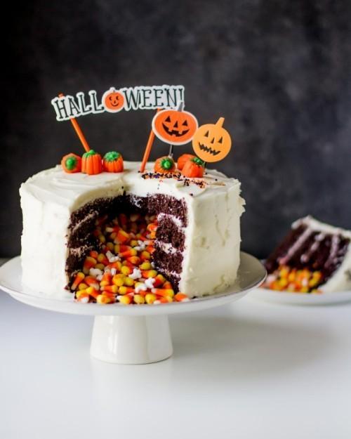 Halloween Kuchen Deko Die Besten Leckeren Ideen Zum Gruselfest Trendomat Com