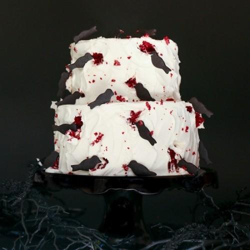 Halloween Kuchen Deko Die Besten Leckeren Ideen Zum Gruselfest