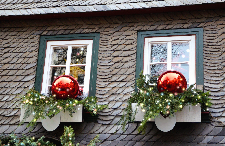 Weihnachtsdeko Hauseingang – Tipps für stimmungsvolle Dekoration vor ...