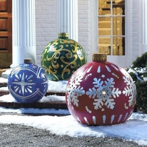 Weihnachtsdeko Haustür Basteln.Weihnachtsdeko Hauseingang Tipps Für Stimmungsvolle Dekoration Vor