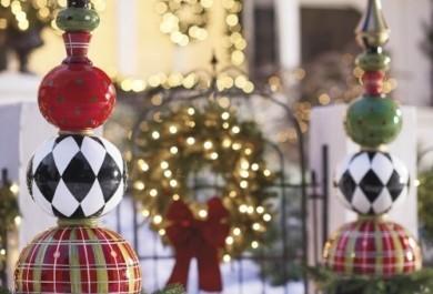 Weihnachtsdeko Haustür.Weihnachtsdeko Hauseingang Tipps Für Stimmungsvolle Dekoration Vor
