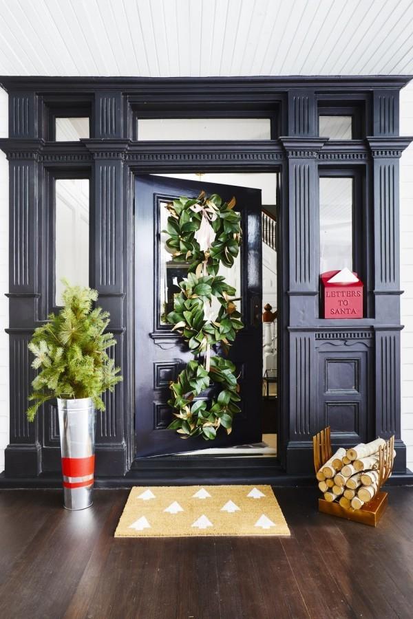 sch ne weihnachtsdeko schafft die festliche atmosph re. Black Bedroom Furniture Sets. Home Design Ideas