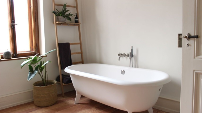 Badezimmer im Vintage-und Retrostil - Trendomat.com