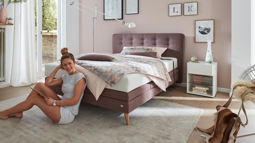 boxspringbett oder normales bett welches sichert den gew nschten schlafkomfort. Black Bedroom Furniture Sets. Home Design Ideas
